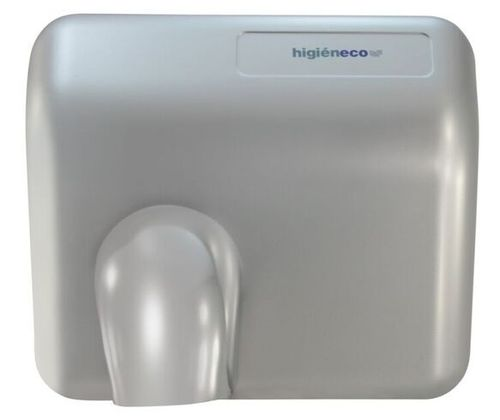 Trademax ABS Plastic Hand Dryer Silver