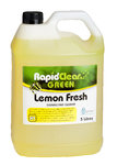 RapidClean Lemon Fresh Disinfectant 5L
