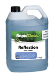 RapidClean Reflection Anti-Bacterial Window Cleaner 5 Litre