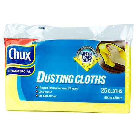 Clorox Dusting Cloths pkt 25