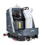 Nilfisk SC6000 910 Cylindrical Ride on Scrubber