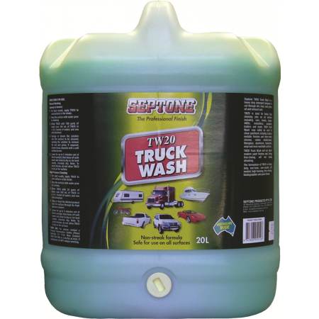 Septone TW20 Truck Wash 20 Litre