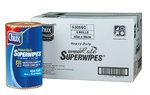 Chux Superwipes HD Roll 45m Brown ctn 6