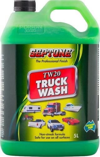 Septone TW20 Truck Wash 5 Litre