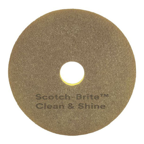 3m Scotch-Brite Clean and Shine Pad 35cm 14""