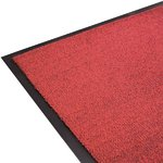 Floorshield Indoor Entrance Mat 900 x 1200mm Red