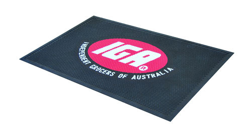 Logo Mat True Grip Design 850 x 1500mm