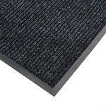 Deluxe Ribbed Commercial Entrance Runner 900mm x 25m Pepper