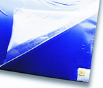 Tacky 30 Sheet Speciaised Safety Mat 610 x 913mm Blue