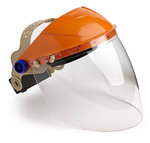 ProChoice Anti-Fog High Impact Assembled Browguard & Economy Clear Visor
