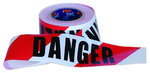 ProChoice Site Safety Barricade Danger Tape 100 x 75mm