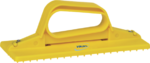 Vikan Pad Holder Hand 100x235mm Yellow