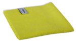 Vikan Superior Microfibre Cloth 400x400mm Yellow