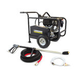 Karcher HD 3.7/35 PB Cage Petrol Pressure Cleaner