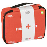Mediq Essentials First Aid Kit Vehicle - Orange Soft Pack 1-10 Person Low Risk