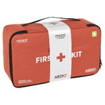 Mediq 5 x Incident Ready First Aid Kit - Soft Pack 1-25 Persons High Risk