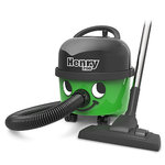 Numatic Henry Barrel Vacuum Cleaner Green