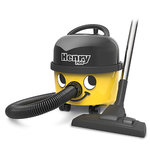 Numatic Henry Barrel Vacuum Cleaner Yellow