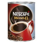 Nescafe Blend 43 Instant Coffee Tin 500g