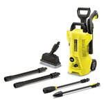 Karcher K2 Full Control + Deck Kit Pressure Washer